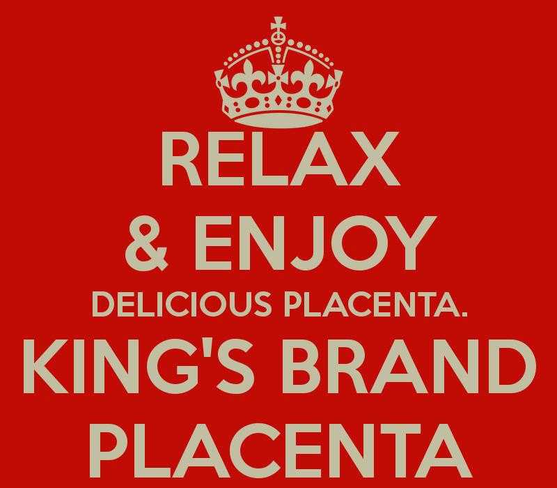KING'S BRAND PLACENTA