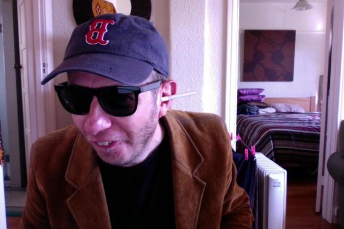Portrait of the writer as a bona fide moron 3