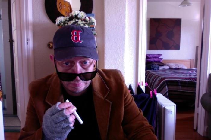 Portrait of the writer as bona fide moron 4