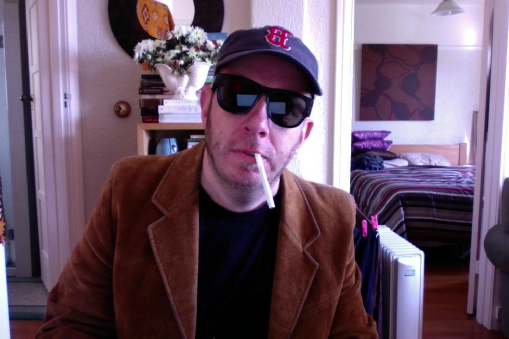 Self Portrait of the writer as a bona fide moron 1